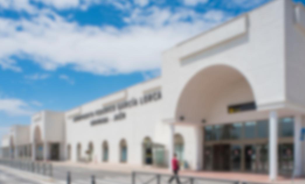 Instalación de suelos en aeropuerto de Granada Jaén por Diaz Cubero