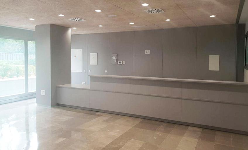 Finalizan las obras para las oficinas de AVRA San Bernardo