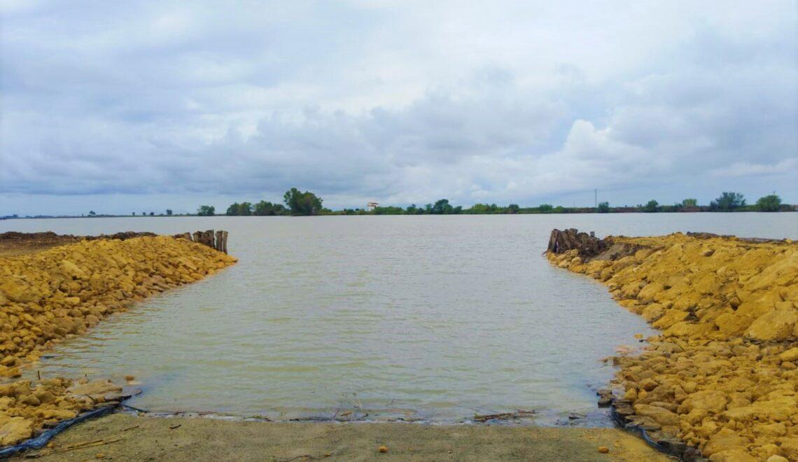 Nuevos Embarcaderos en el Rio Guadalquivir